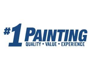 #1 Painting logo