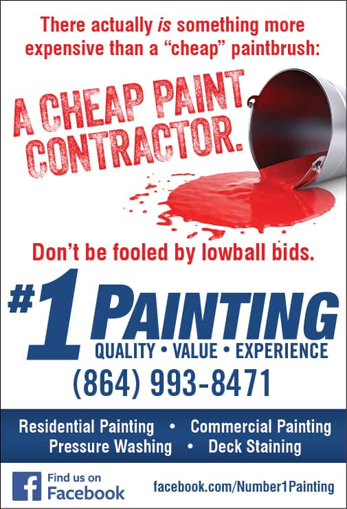 #1 Painting Logo and Print Ad | Graphic Design & Marketing ...