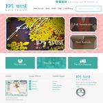 105westboutique.com screenshot
