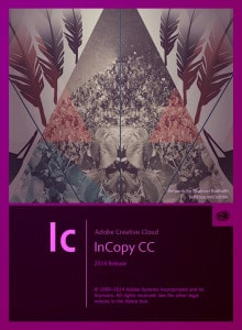Adobe InCopy CC 2014 Splash Screen