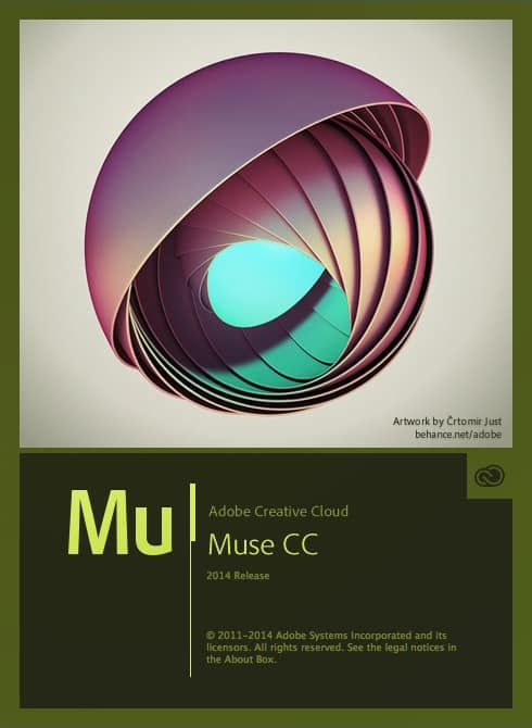 Adobe Creative Cloud 2014 Splash Screens   Graphic Design