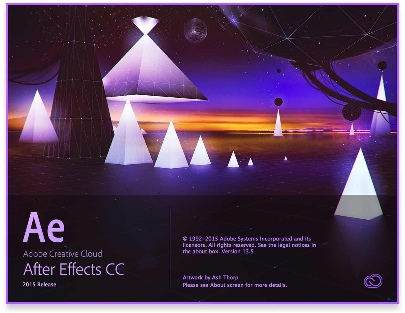 Adobe Creative Cloud 2015 Splash Screens – Graphic Design ...