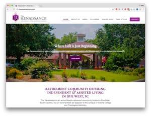 ChooseRenaissance.com Screenshot - May 12, 2017
