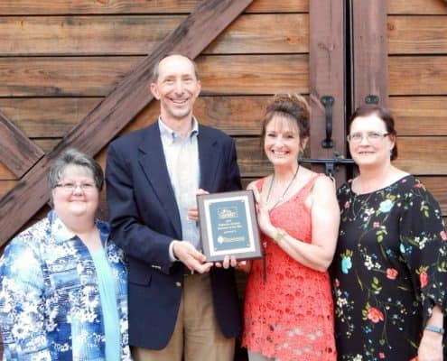 The Renaissance, Abbeville Chamber's Business of the Year
